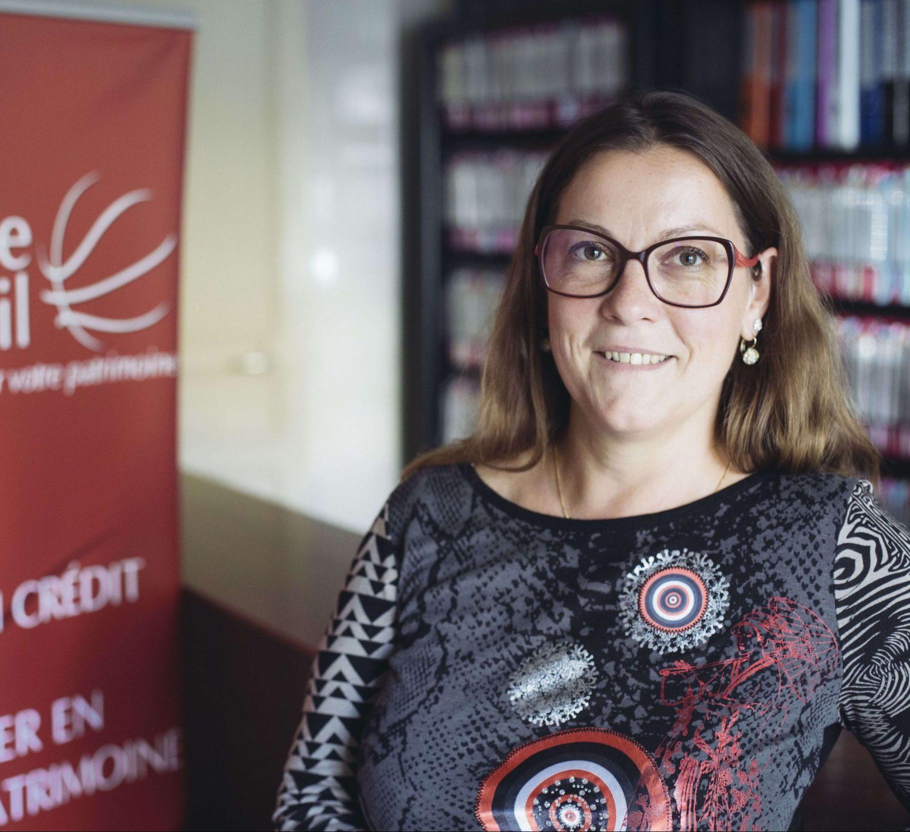 Courtier en crédit, épargne et assurance à Vichy - Agnès Gelin